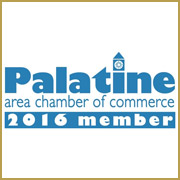 Cotillion Banquets member of the Palatine Chamber of Commerece